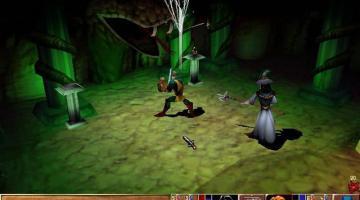 Скриншот Darkstone