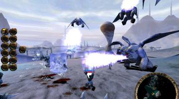 Скриншот Sacrifice