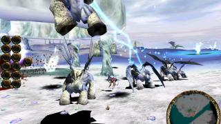Скриншоты  игры Sacrifice