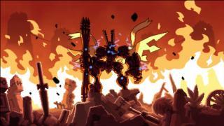 Скриншоты  игры Dragon Marked for Death