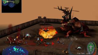 Скриншоты  игры Hostile Waters: Antaeus Rising