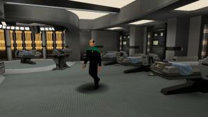 миниатюра скриншота Star Trek Voyager: Elite Force