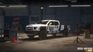 Скриншоты  игры Diesel Brothers: Truck Building Simulator