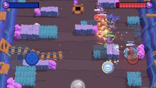 Скриншоты  игры Brawl Stars