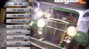Скриншот Gangsters 2: Vendetta