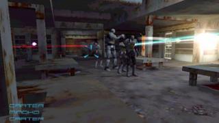 Скриншот Project Eden