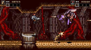 Скриншот Blazing Chrome
