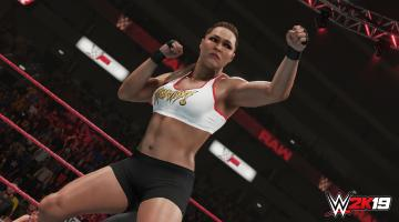 Скриншот WWE 2K19