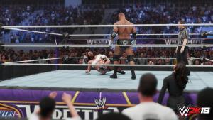 миниатюра скриншота WWE 2K19