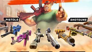 Скриншоты  игры Guns of Boom