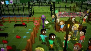 миниатюра скриншота The Eldritch Zookeeper