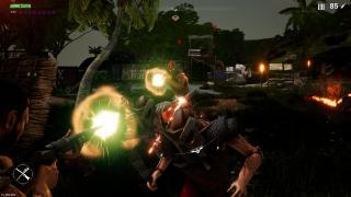 Скриншот Nightmarchers