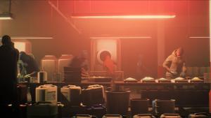 миниатюра скриншота Living Dark