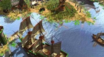 Скриншот Age of Empires 3