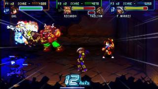 Скриншоты  игры Fight'N Rage