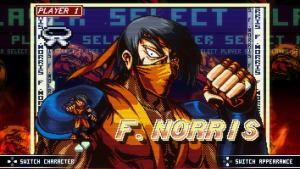 миниатюра скриншота Fight'N Rage