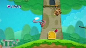 миниатюра скриншота Kirby's Epic Yarn