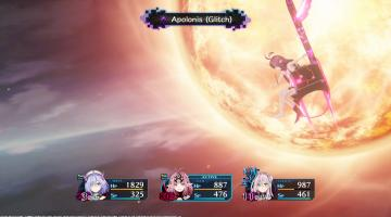 Скриншот Death end re;Quest