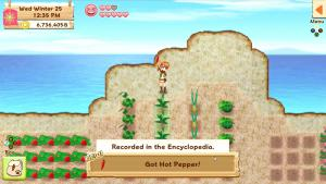 миниатюра скриншота Harvest Moon: Light of Hope