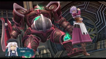 Скриншот The Legend of Heroes: Trails of Cold Steel 3