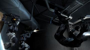 Скриншот Tom Clancy's Splinter Cell: Chaos Theory