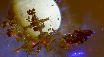 Скриншот Between the Stars