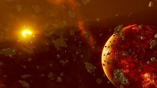 Скриншоты  игры Between the Stars