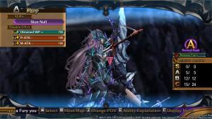 миниатюра скриншота Fairy Fencer F