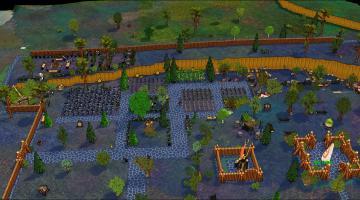 Скриншот Haven & Hearth