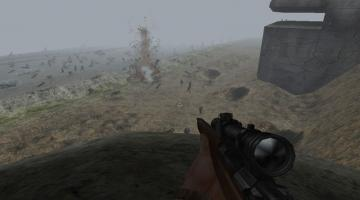 Скриншот Medal of Honor: Allied Assault