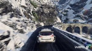 миниатюра скриншота WRC 8