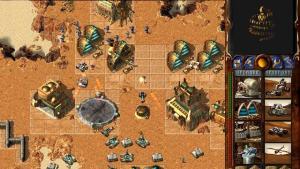миниатюра скриншота Dune 2000: Long Live the Fighters!