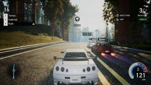 миниатюра скриншота Super Street: The Game