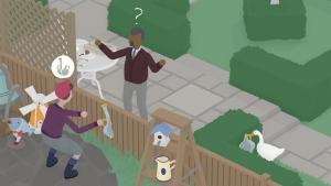 миниатюра скриншота Untitled Goose Game