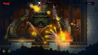 Скриншоты  игры Fury Unleashed