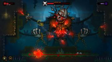 Скриншот Fury Unleashed