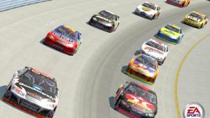 миниатюра скриншота NASCAR SimRacing