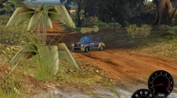 Скриншот Rally Trophy