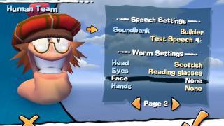 Скриншот Worms 4: Mayhem