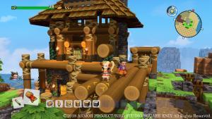 миниатюра скриншота Dragon Quest Builders 2