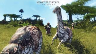 Скриншоты  игры Entropia Universe