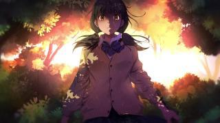 Скриншот Kotodama: The 7 Mysteries of Fujisawa