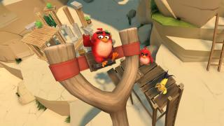 Скриншоты  игры Angry Birds VR: Isle of Pigs
