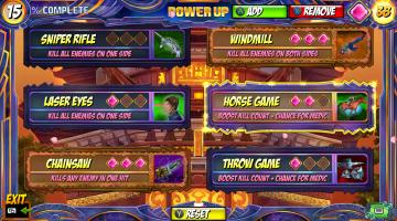 Скриншот One Finger Death Punch 2