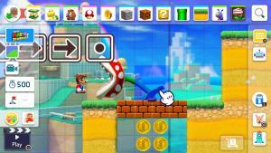 миниатюра скриншота Super Mario Maker 2