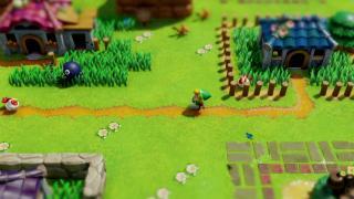 Скриншоты  игры Legend of Zelda: Link's Awakening, the