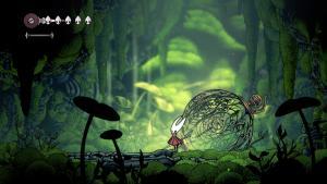 миниатюра скриншота Hollow Knight: Silksong