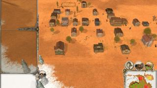 Скриншоты  игры Far West