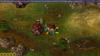 Скриншоты  игры Dark Planet: Battle for Natrolis