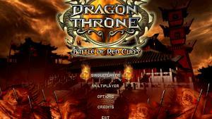 миниатюра скриншота Dragon Throne: Battle of Red Cliffs